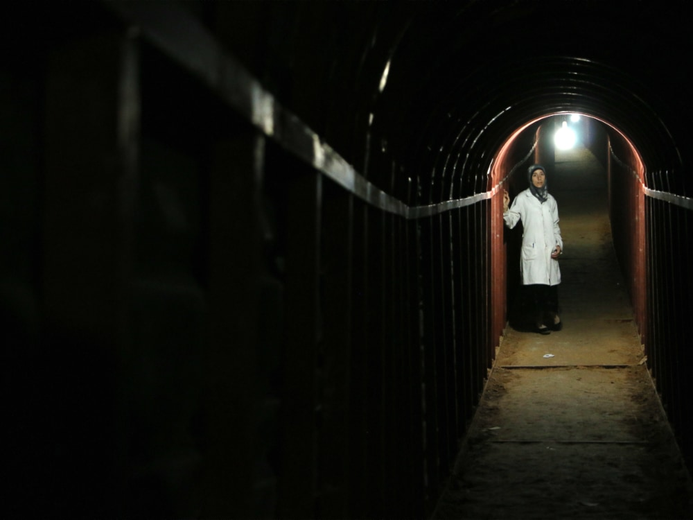 The Cave first look: a painterly portrait of Ghouta's last, unwavering doctor   Sight & Sound