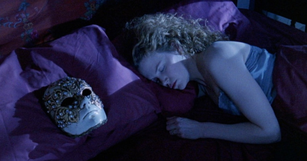 Eyes Wide Shut Review Endlessly Fascinating But No Masterpiece From Our Archives Sight Sound Bfi