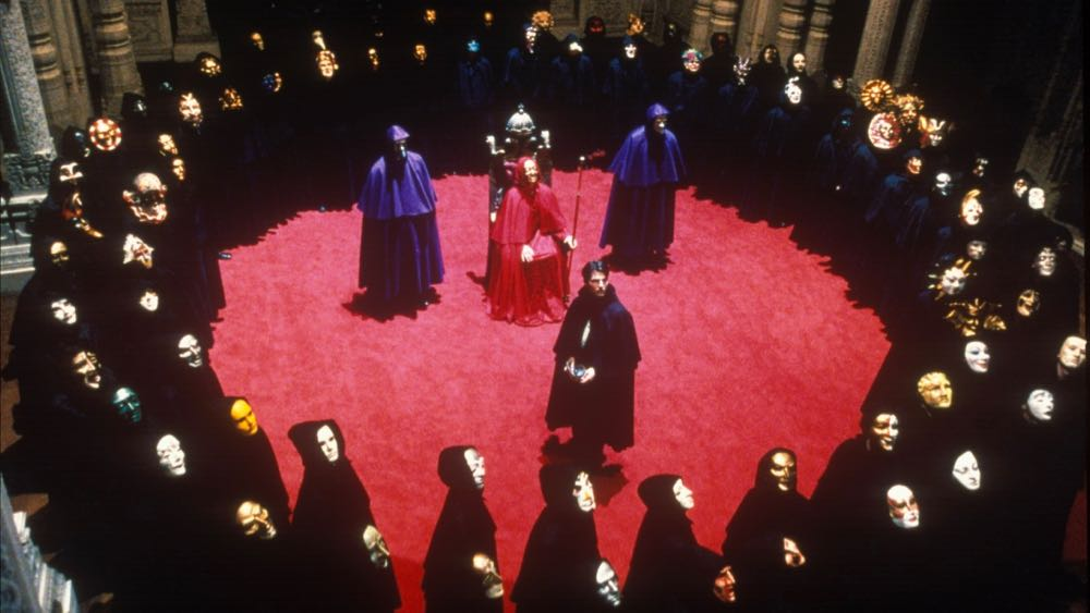 Eyes Wide Shut 20 Years On How Does Stanley Kubrick S Last Testament Stand Up Bfi