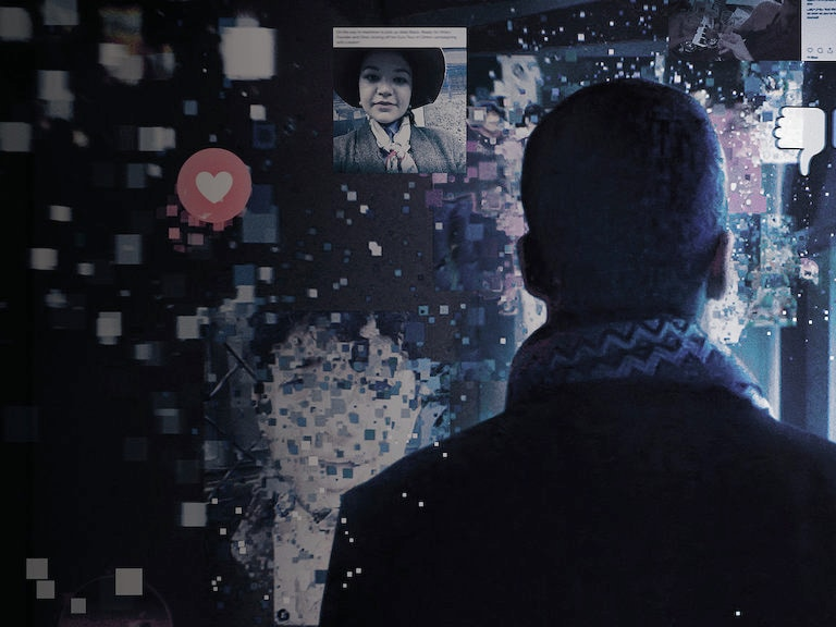 Disconnect my skin: The Great Hack visualises surveillance capitalism   Sight & Sound