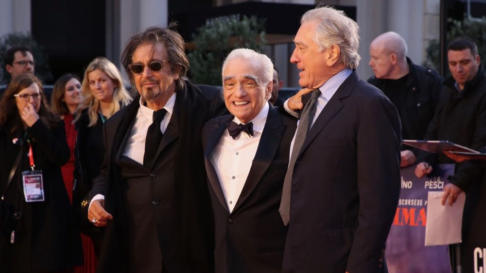 Martin Scorsese's The Irishman draws 63rd BFI London Film Festival to a close