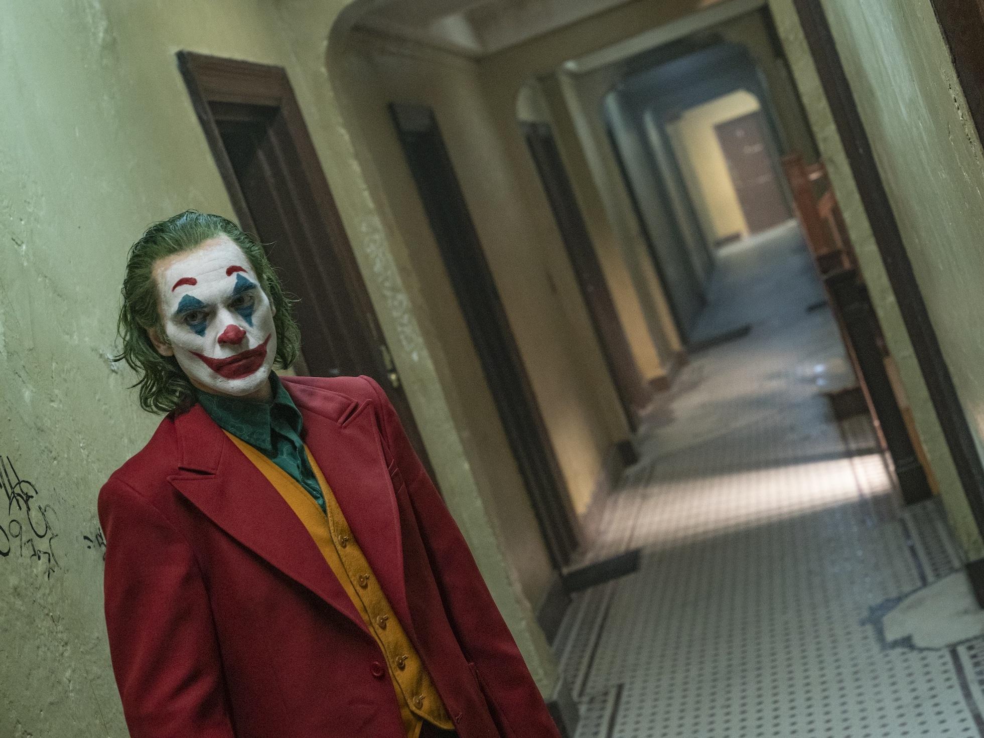 Joker Heath Ledger Film