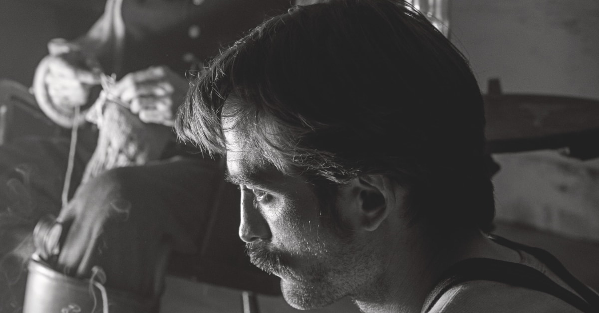 """""""I know how to hype myself up now"""": Robert Pattinson on making The Lighthouse 