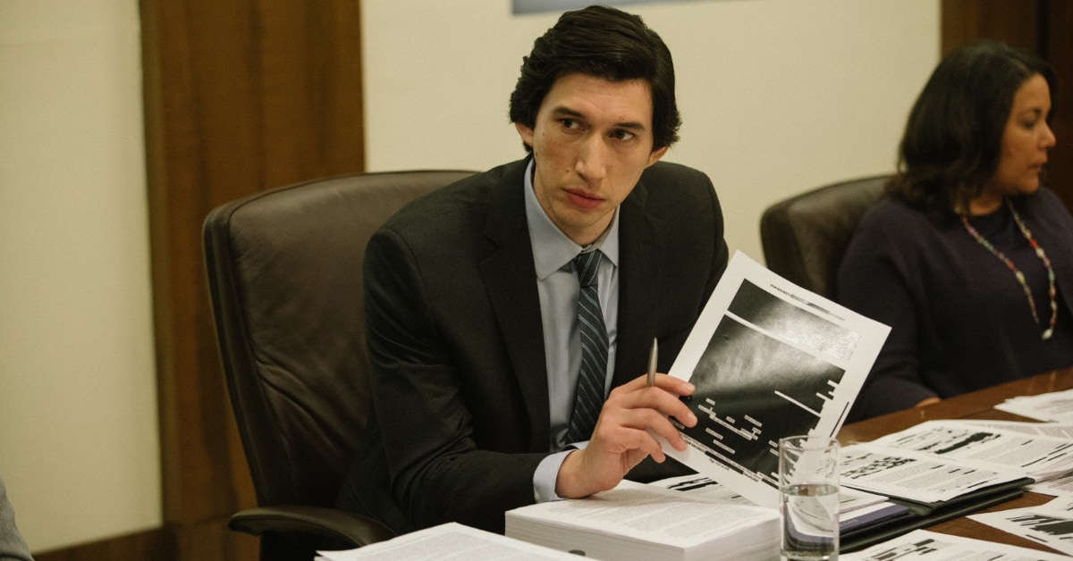 The Report review: Adam Driver uncovers shadowy CIA malpractice | Sight & Sound