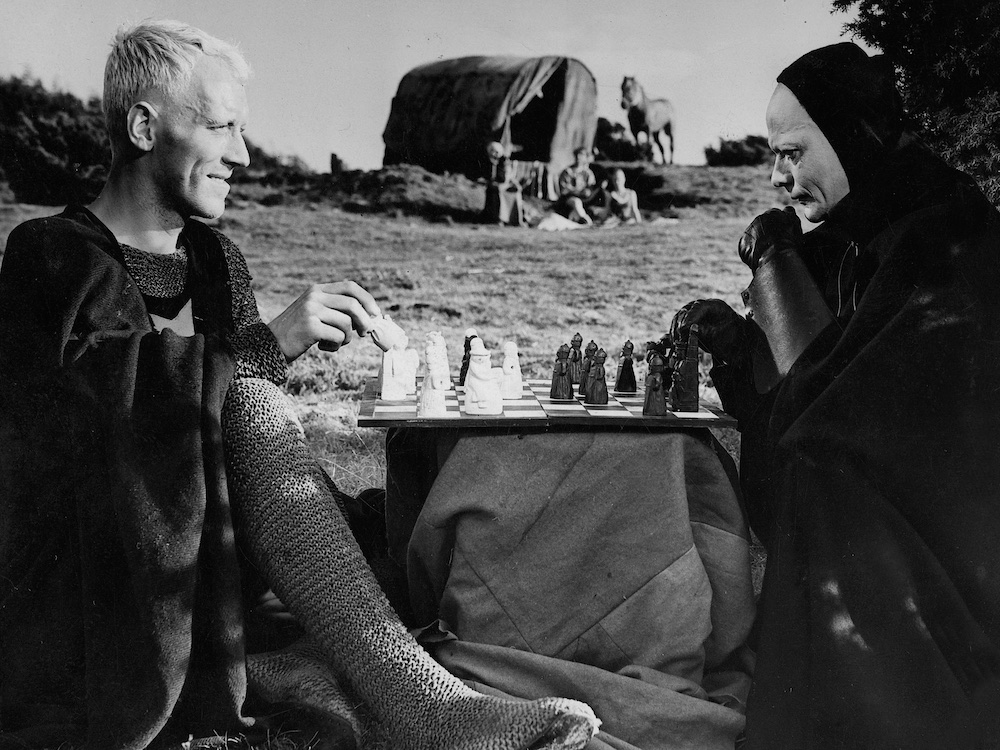Image result for max von sydow the seventh seal
