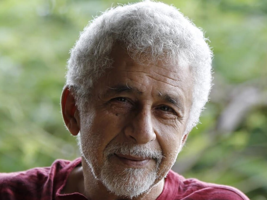 "Naseeruddin Shah on making ""an antidote to the Bollywood poison"""
