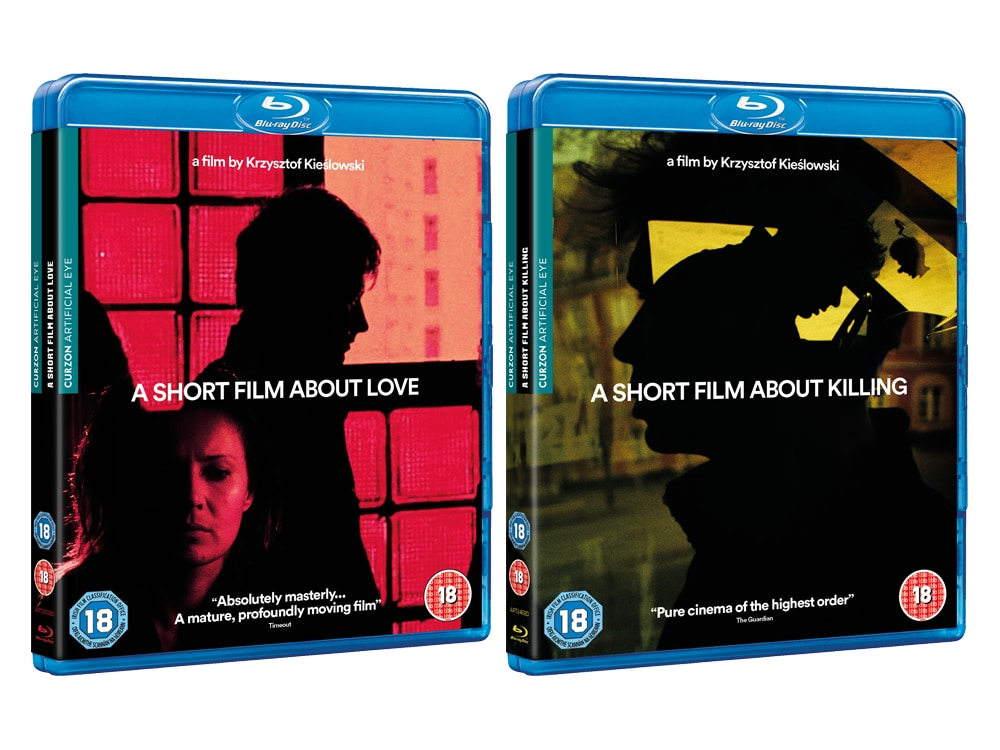 Win A Short Film About Love and A Short Film About Killing on Blu-ray | Sight & Sound