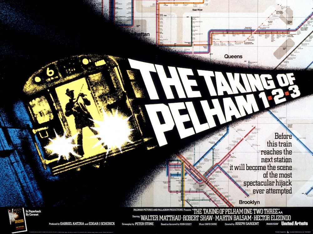 10 great thrillers set on trains | BFI