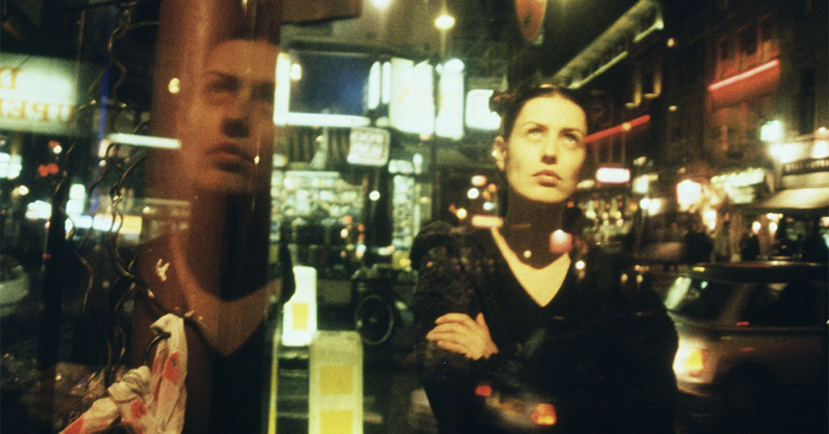 A personal journey through 90s London on film