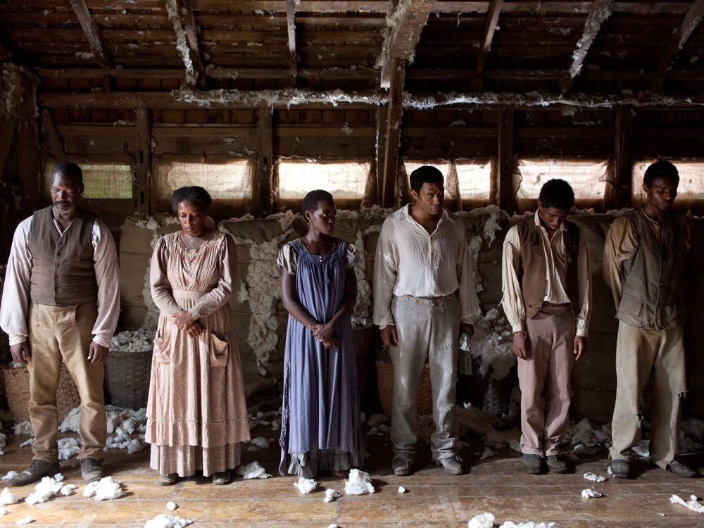 Film Of The Week 12 Years A Slave Bfi