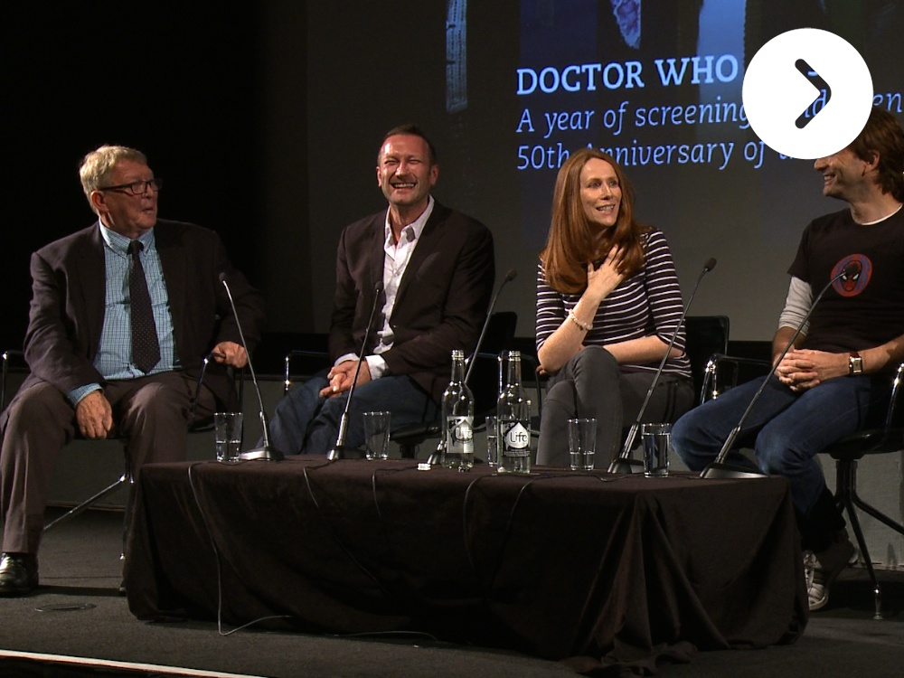 Video: The Stolen Earth and Journey's End Q&A | BFI