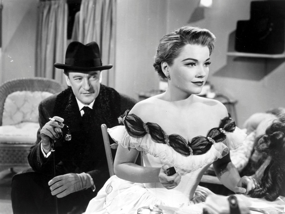 The same cloth: Edith Head and Alfred Hitchcock - image
