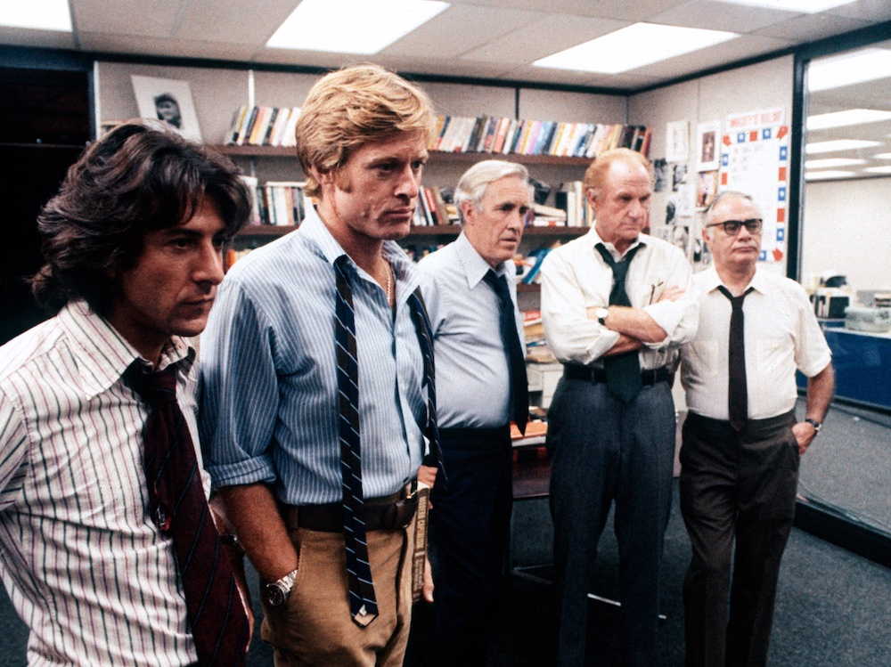 10 great films about journalists | BFI