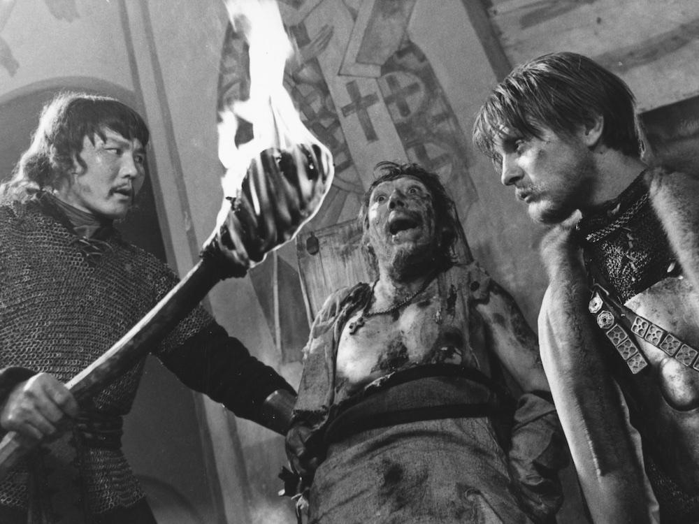 Cinematic gold: Tarkovsky's Andrei Rublev - image