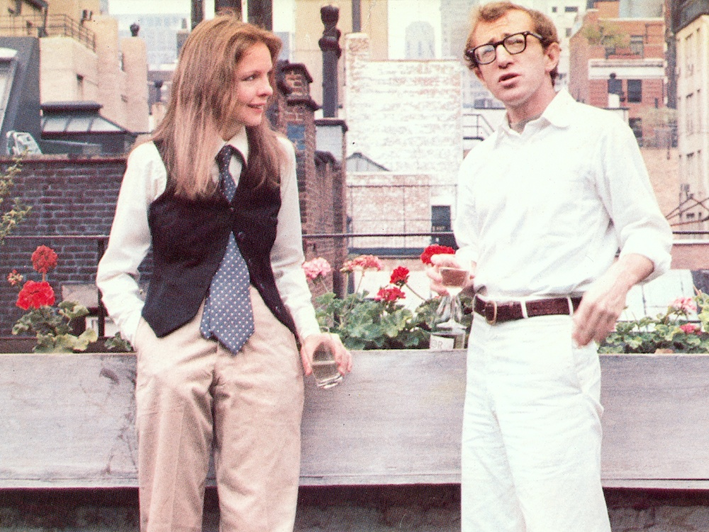 Five Reasons To Celebrate Annie Hall Woody Allen S
