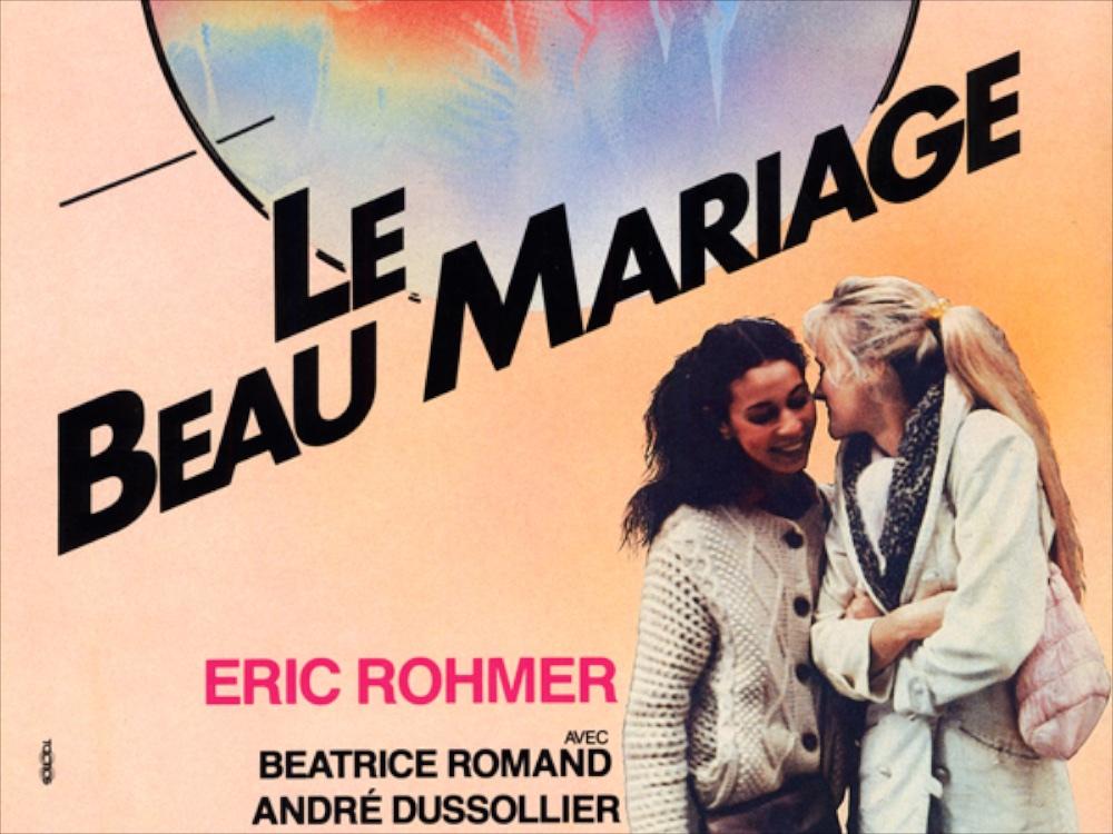 Eric Rohmer: original film posters - image