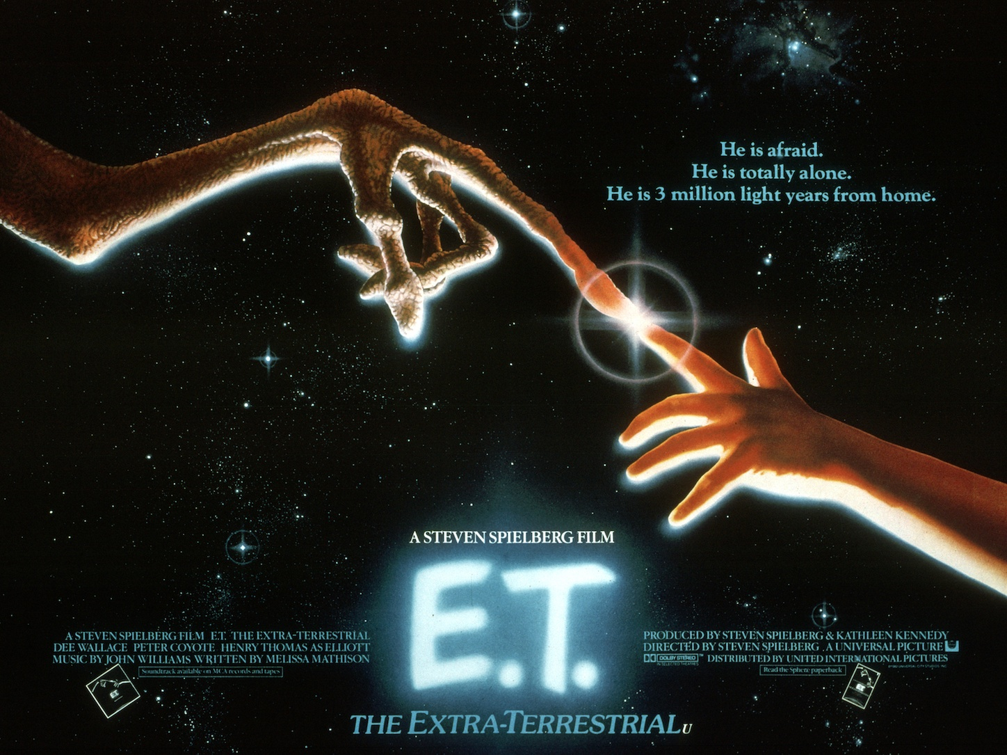 the best 80s scifi film posters bfi