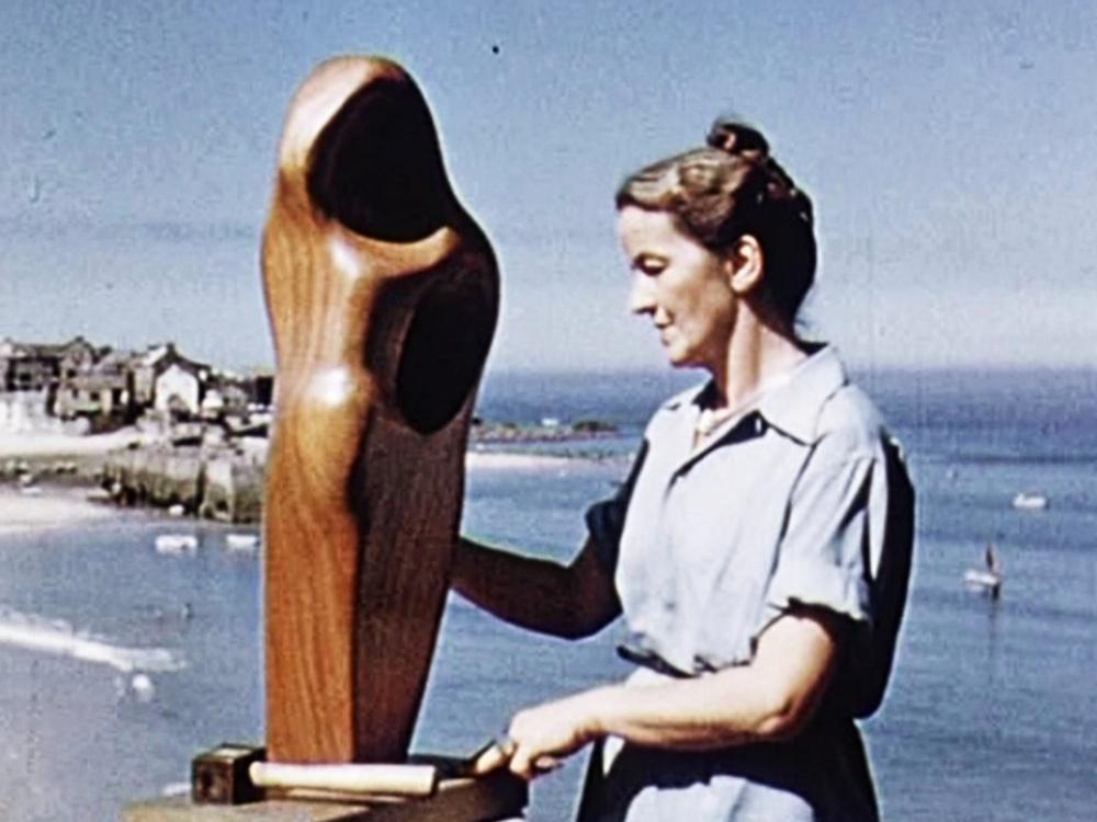Documenting form on film: Barbara Hepworth reimagined - image