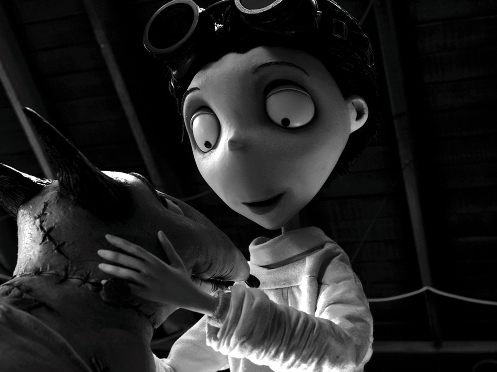 Frankenweenie Review Sight Sound Bfi