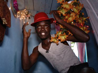 Trinidad & Tobago 2011: KEEP CALM AND WATCH FILMS - image