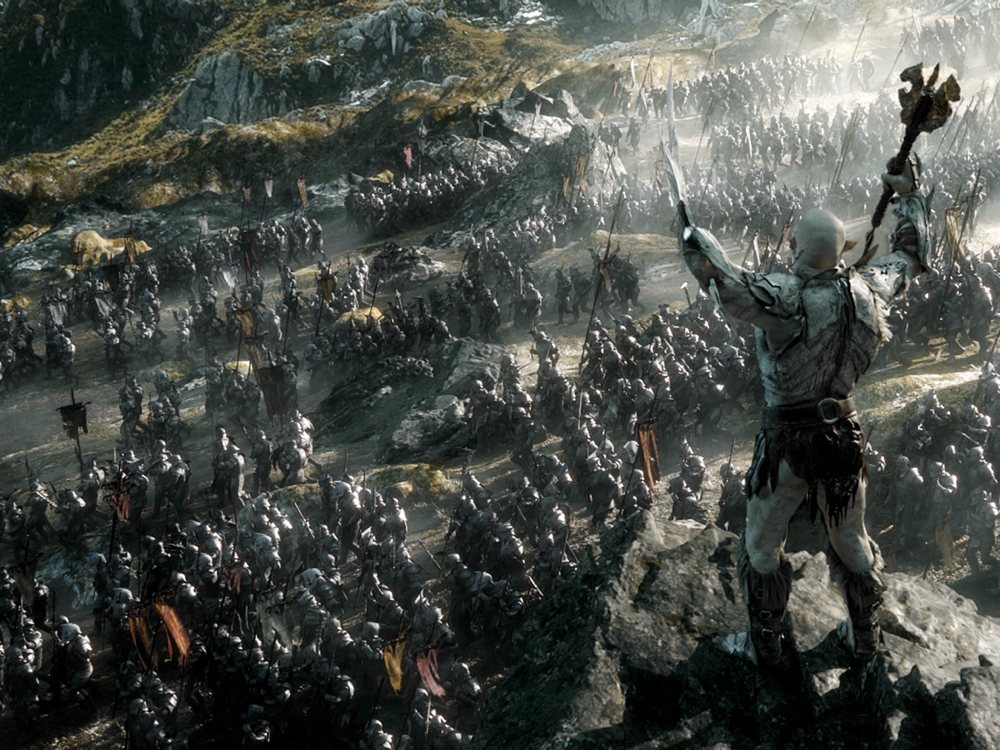 Review: The Hobbit: The Battle of the Five Armies - image