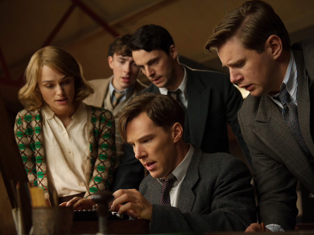 The Imitation Game will open the 58th BFI London Film Festival
