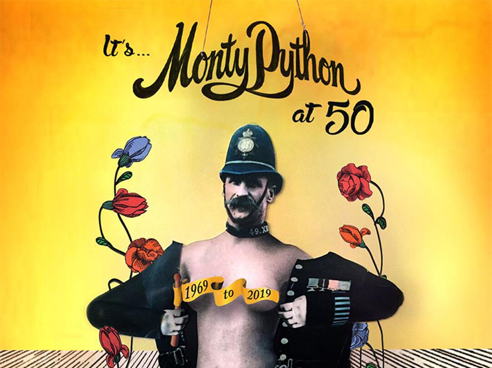 BFI announces programme for It's... Monty Python at 50