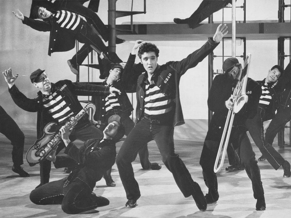 Elvis Presley – Jailhouse Rock | Rocknrollogy