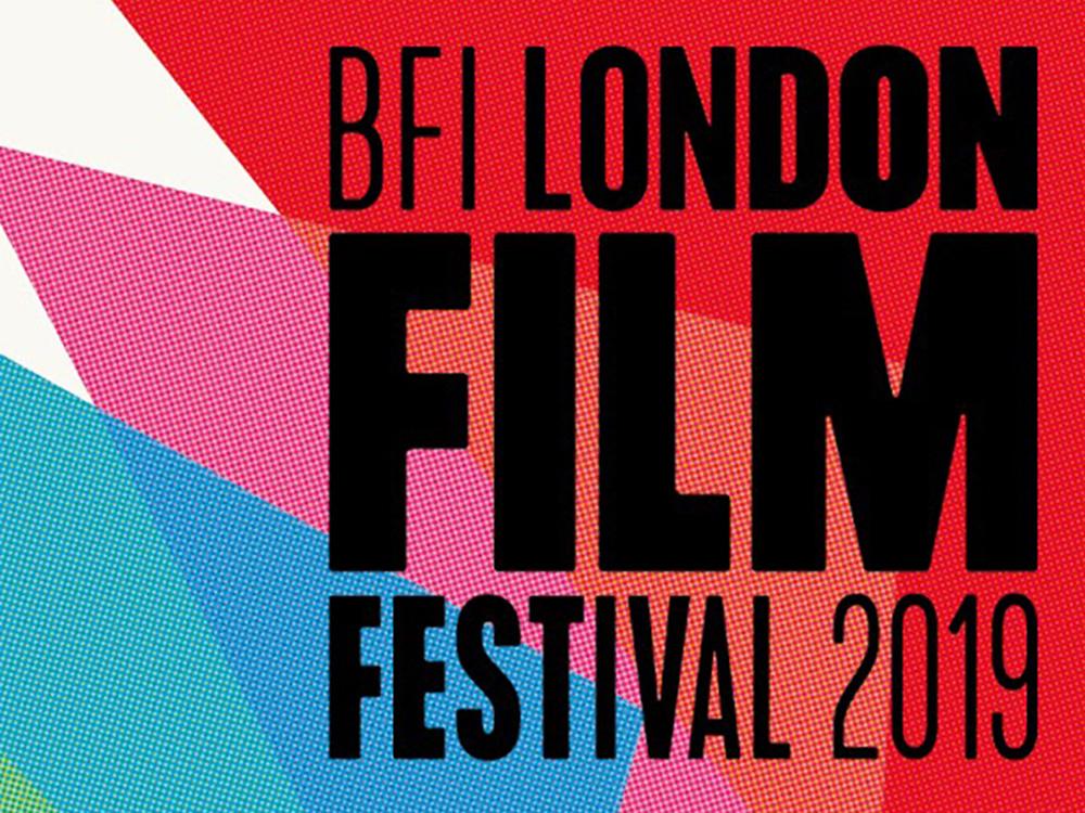 Artwork revealed for the 2019 BFI London Film Festival