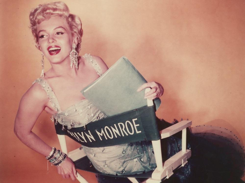 Marilyn Monroe vs 10 great directors - image