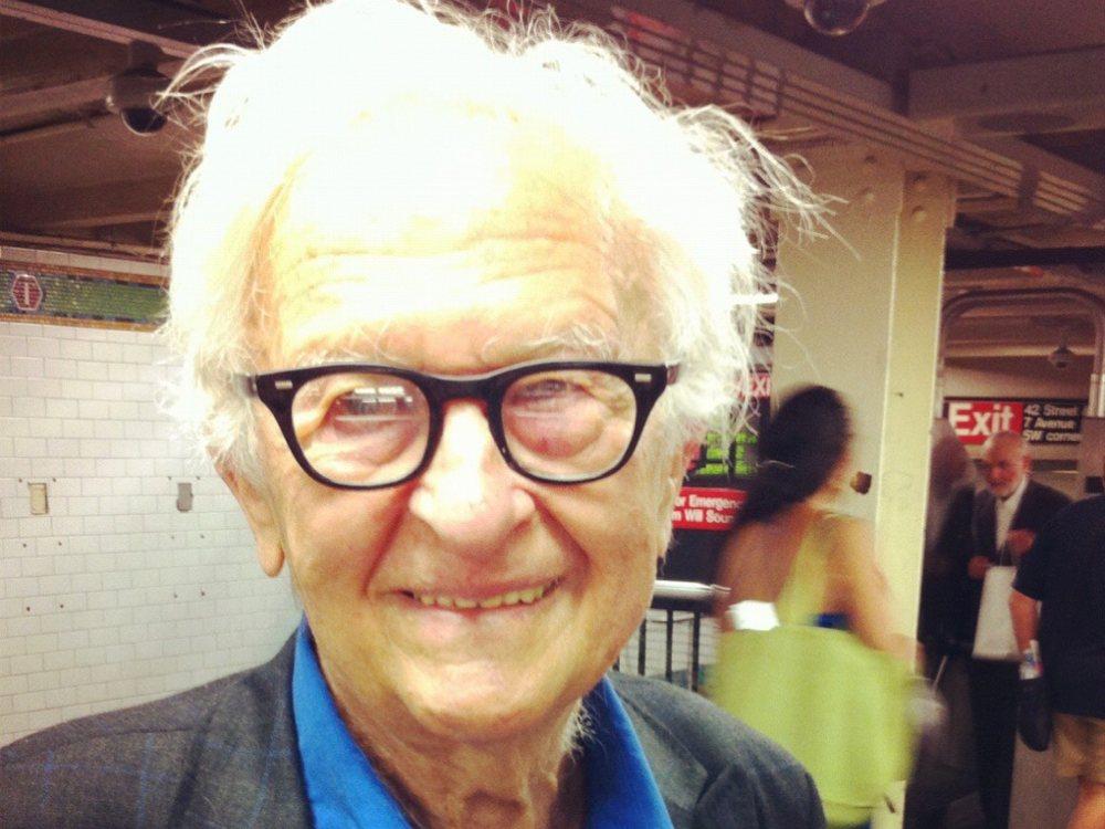 In memoriam Albert Maysles, 1926-2015 - image