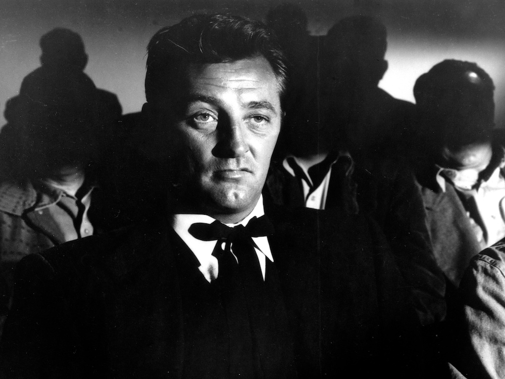 Image result for robert mitchum in night of the hunter