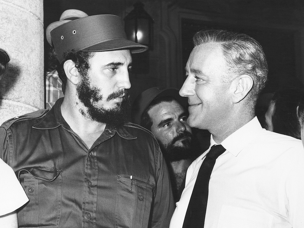 The time Alec Guinness met Fidel Castro - image