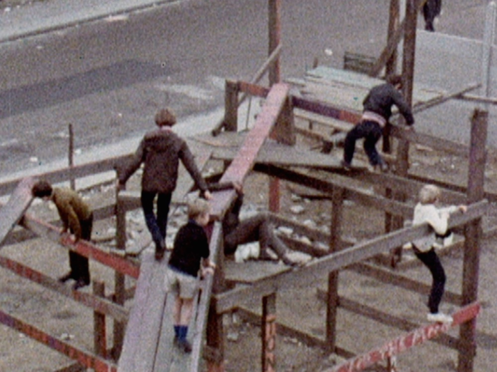 The films that built Out of the Rubble - image