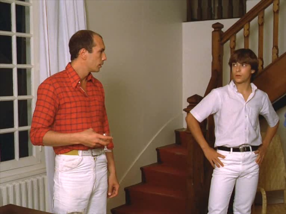 80s fashion choices in the films of Eric Rohmer
