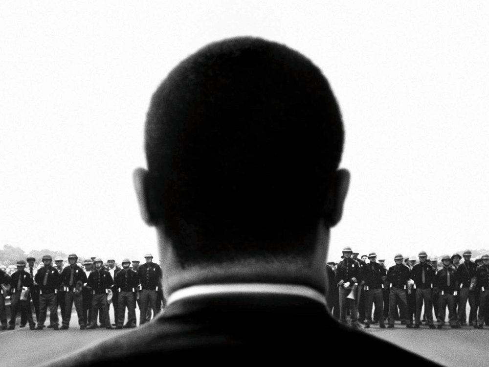 I turn my back on you: black movie poster art - image