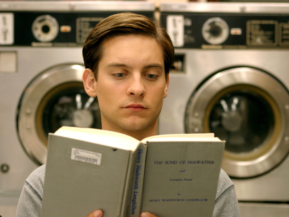 The film star as bookworm: World Book Night - image