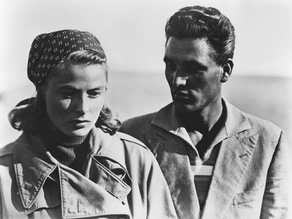 The Bergman-Rossellini ending variations - image
