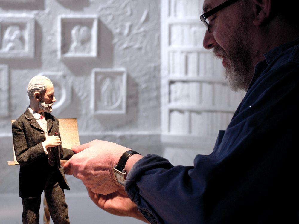 Puppet thespian: Barry Purves, keeper of the flame - image