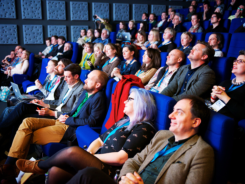 This Way Up Conference In Manchester Bfi