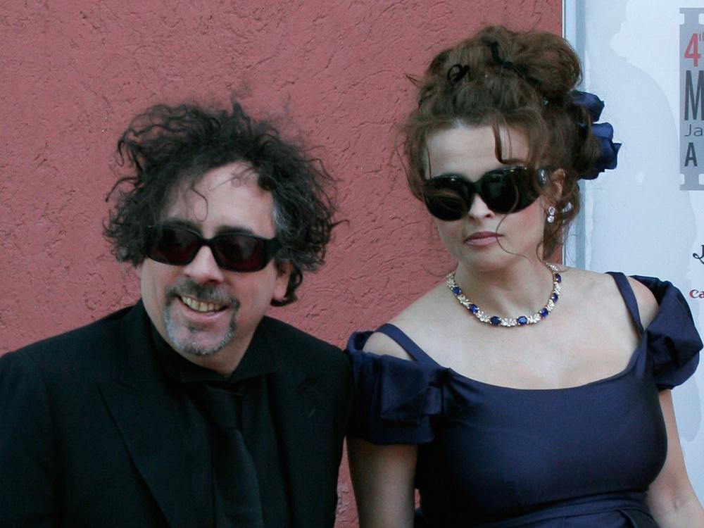 Helena Bonham Carter and Tim Burton to receive BFI ...