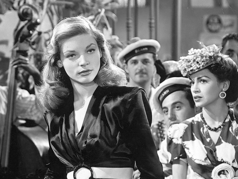Lauren Bacall: a career in pictures | BFI Lauren Bacall Grave