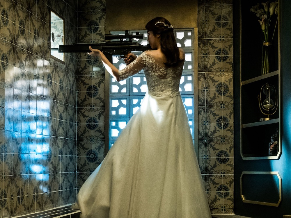 10 Great South Korean Action Films Bfi