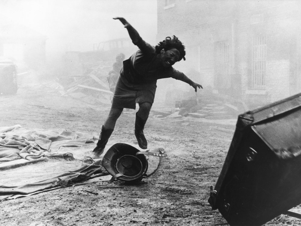 London's burning: The War Game and Black Umbrella - image