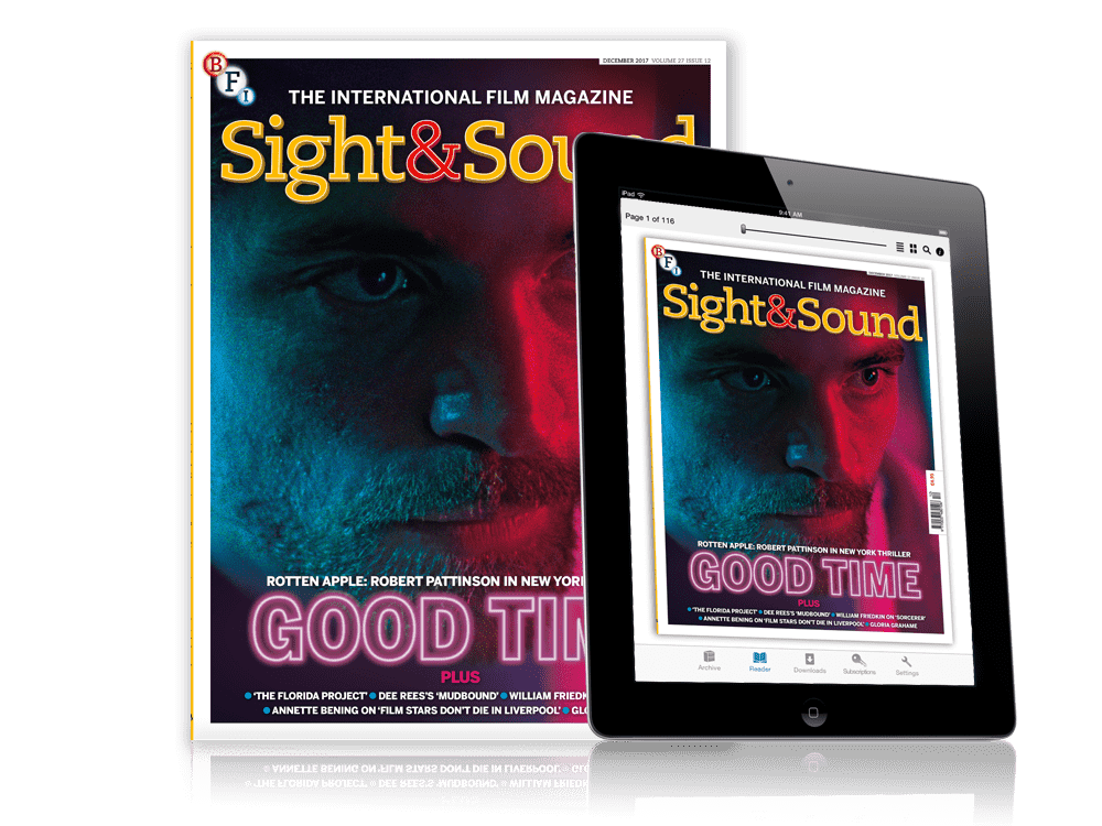 Sight Sound The December 2017 Issue Bfi