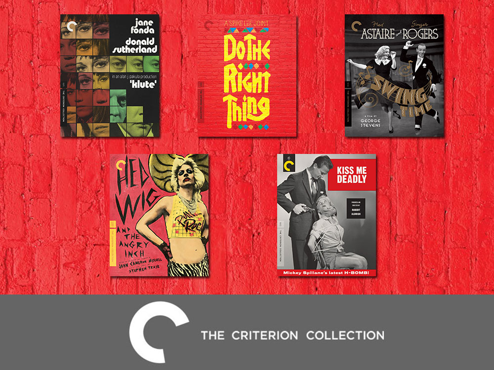 Criterion Collection summer competition