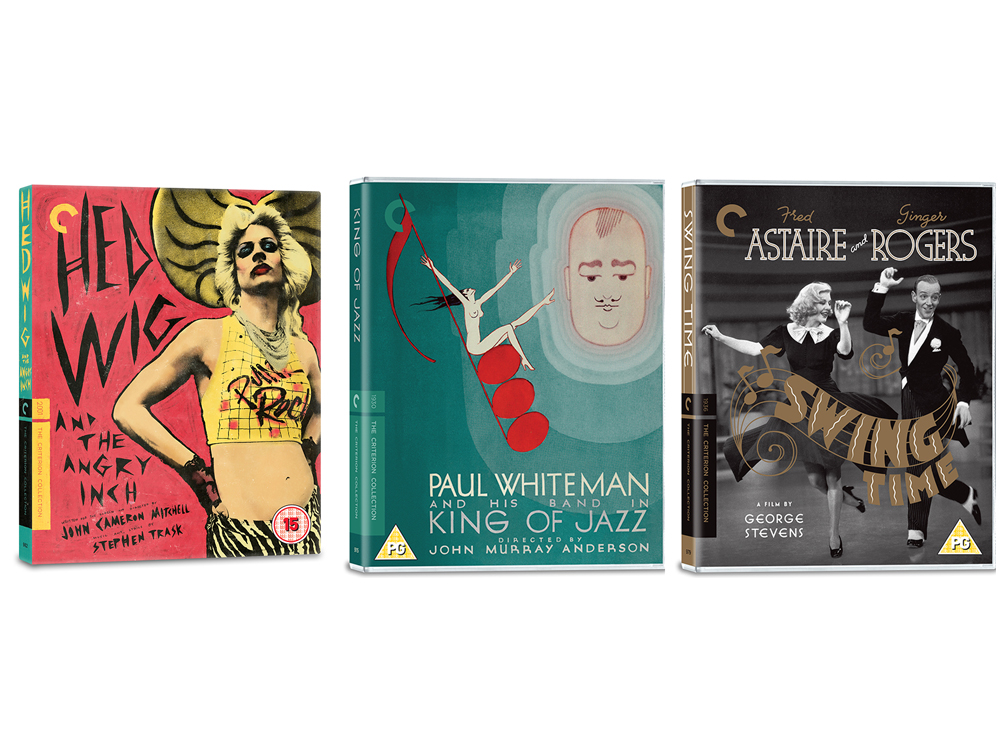 Win three Criterion Collection Blu-ray musicals