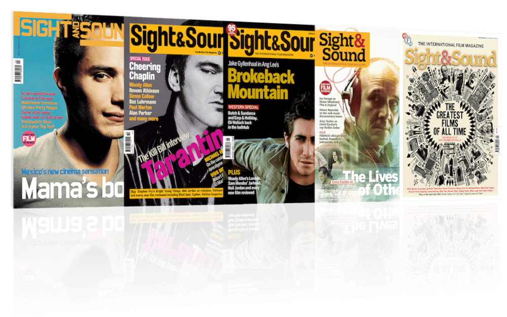 Sight & Sound back issues, annual index and archive | BFI
