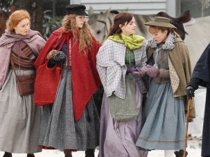 Little Women, instant friendship