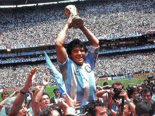 Diego Maradona and the curse of genius
